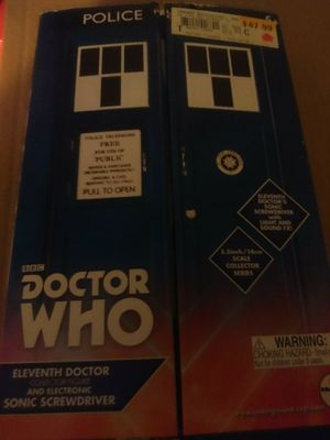 Dr Who Action Figure for Sale in Saint Joseph, MO