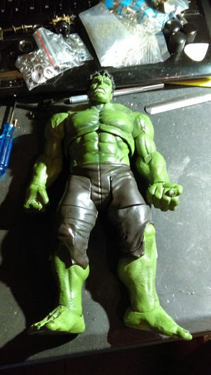 Marvel select hulk figure for Sale in Chandler, AZ