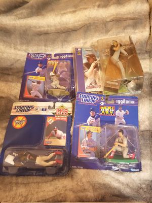 Old basketball and baseball collectables for Sale in Greer, SC