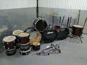 Drums set. DDrum, Pacific. for Sale, used for sale  Brooklyn, NY
