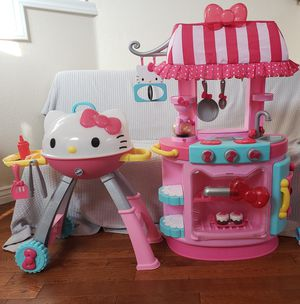 Hello Kitty playsets for Sale in Chandler, AZ
