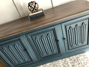 Refinished Buffet / Tv Stand for Sale in San Diego, CA