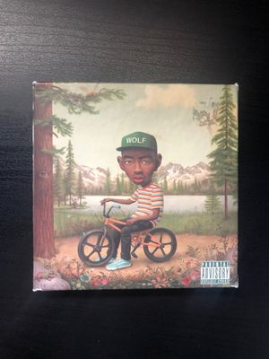 Tyler The Creator Wolf Cd for Sale in Oakland, CA