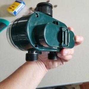 Gideon dual hose timer for Sale in Chula Vista, CA