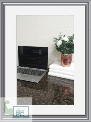 """powered by a Core i7 processor. i5 8th generation 8GB 256gb SSD. Google us online """"The Mighty PC"""". for Sale in Glendale, AZ"""