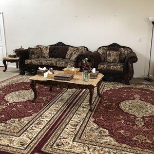 3 piece luxury sofa for Sale in Westland, MI