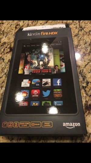 Kindle fire HDX for Sale in West Jordan, UT