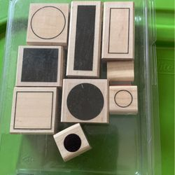 Stampin Up-Simple Shapes for Sale in East Wenatchee,  WA