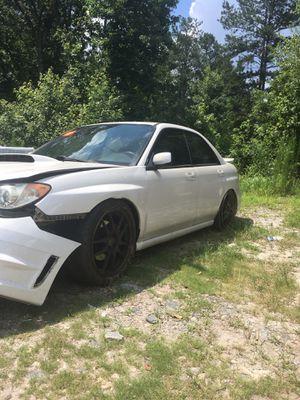2007 Subaru WRX 2.5 turbo for Sale in Cumming, GA