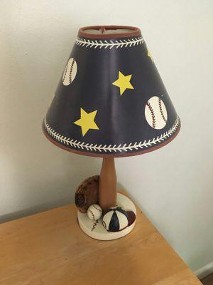 Sports desk lamp for Sale in Chesapeake, VA