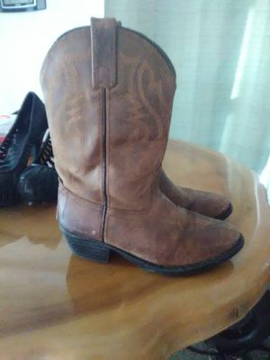 Justin little girls boots size 3 for Sale in KNGSLY LK, FL