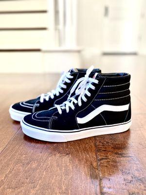 Vans old skool high top suede sneakers new for Sale in Irvine, CA