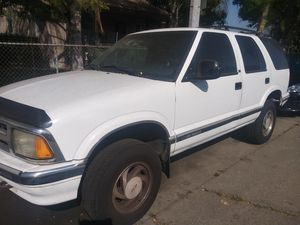 Chevy blazer for Sale in Phillips Ranch, CA