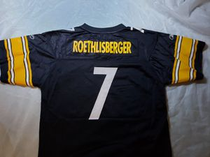BIG BEN NFL PITTSBURGH STEELERS JERSEY YOUTH XL for Sale in VA, US