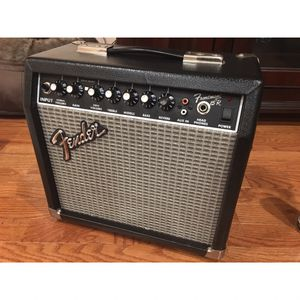 Fender frontman 15R guitar amp for Sale in Baltimore, MD