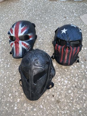 Paintball masks for Sale in Tarpon Springs, FL