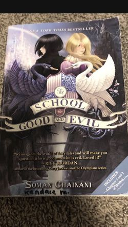 The School For Good And Evil Book 1 for Sale in Meridian,  ID