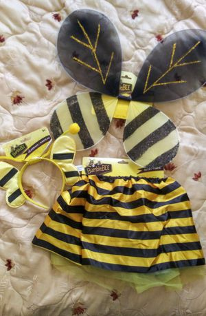 Bumble bee Costume size 3t for Sale in Worcester, MA