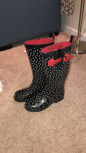 Rain boots for Sale in Knightdale, NC