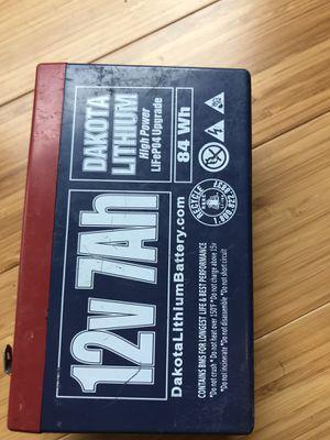 Dakota Lithium Battery for Sale in Kirkland, WA