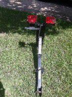 Heavy Duty Bike Rack and Brake Lights for Sale in Dunedin, FL