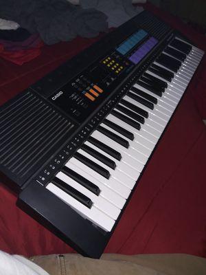Casio piano for Sale in Dallas, TX