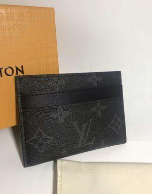Louis Vuitton Eclipse Monogram Holder (Black) for Sale in Dallas, TX