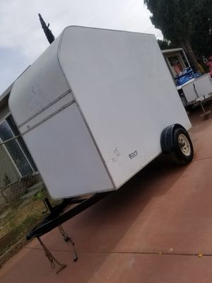 10x5x7 enclosed traila trailer for Sale in Santa Ana, CA
