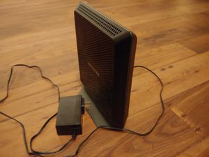 Netgear Cable Modem w/Wi-Fi Router for Sale in Las Vegas, NV