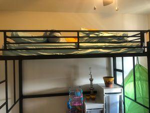 Black Bunk bed for Sale in Las Vegas, NV