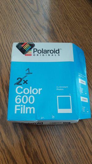 Polaroid Color 600 Film for Sale in Phillips Ranch, CA