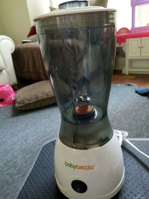 Baby brezza blender for Sale in Columbia, MD