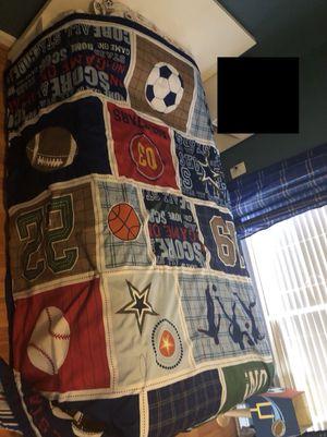 Sport theme Bed Set for Sale in Lorton, VA