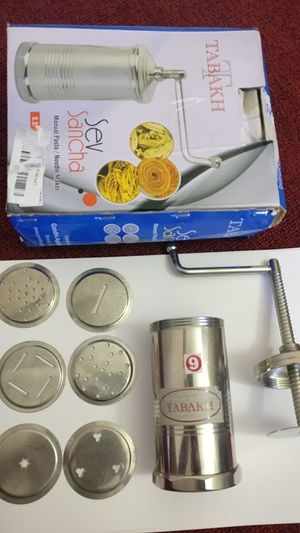 Pasta Maker Manual for Sale in Spring Valley, NY
