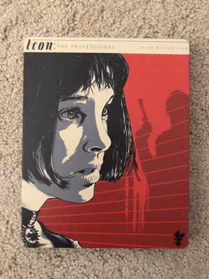 Leon The Professional Blu-Ray Steelbook for Sale in Beaumont, CA