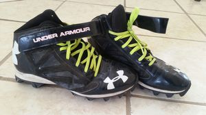 Under Armour Baseball cleats for Sale in Sanger, CA