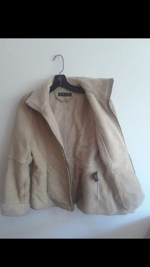 Giacca Women's leather jacket (M) for Sale in Milpitas, CA