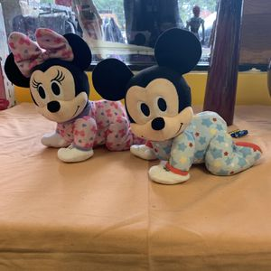 Crawling Mickey And Minnie for Sale in Middle River, MD