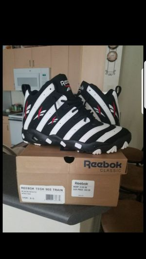 Reebok TECT 90s Train Size 9.5 New never worn for Sale in TX, US