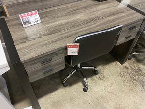 5 Drawer Computer Desk, SKU # 171967 for Sale in Downey, CA