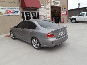 09 subaru lagacy 2.5l auto for Sale in San Antonio, TX