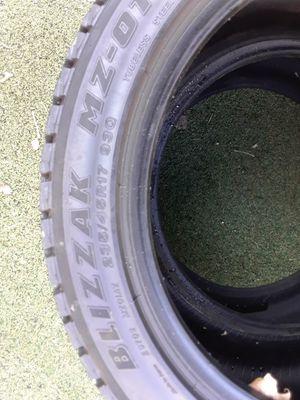 2 Tires 4 sale! Nice tread! Good price, $40 for Sale in Salt Lake City, UT