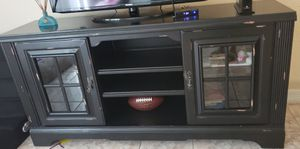 TV console for Sale in Houston, TX