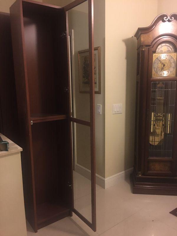 Bookshelves with Glass Doors IKEA! In Weston!100.00 Each