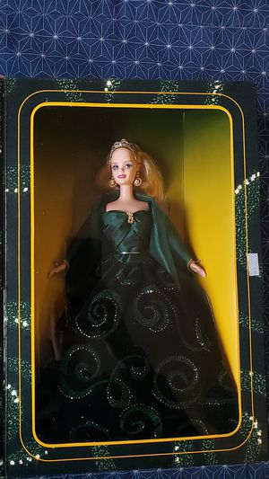 Emerald Enchantment Barbie for Sale in Des Plaines, IL