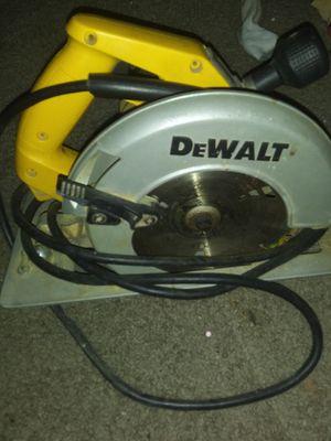 Dewalt Circular Saw DW364 for Sale in Cheverly, MD