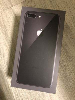 AT&T iphone 8 plus for Sale in Clarksburg, MD
