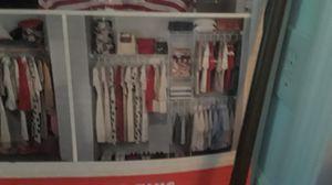 "Closet organizer 5"" to 8"". for Sale in Fort Pierce, FL"