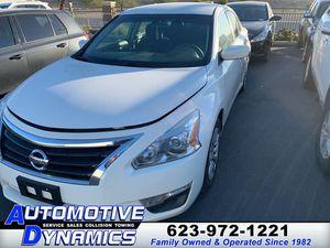 2015 Nissan Altima 2.5 S for Sale in Sun City, AZ