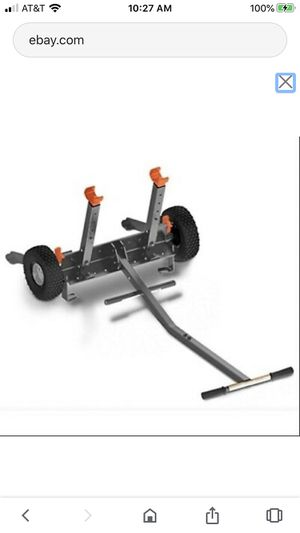 Husqvarna tractor / lawn mower hi lift in new fully assembled condition , open box for Sale in Dracut, MA